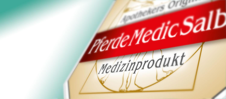 PferdeMedicSalbe - Apothekers Original - Medizinprodukt